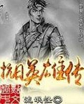 抗日英雄传封面